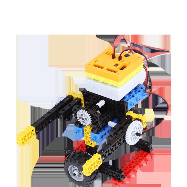 ROBOTORI!! Imagine, Create, Play and Code!